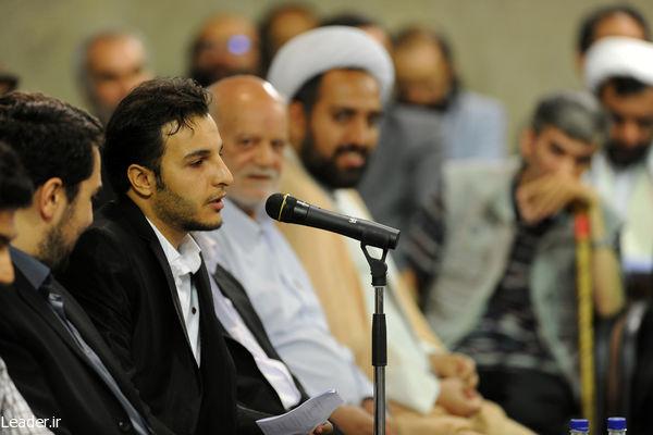 گزارش اختصاصی مشرق از دیدار شاعران با رهبر معظم انقلاب