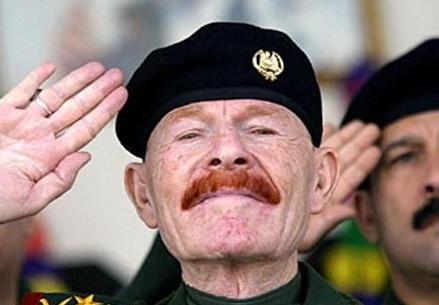 نیروهای بعثی عراق از سبیل های دیروز تا ریش های انبوه امروز/ در حال تکمیل شدن