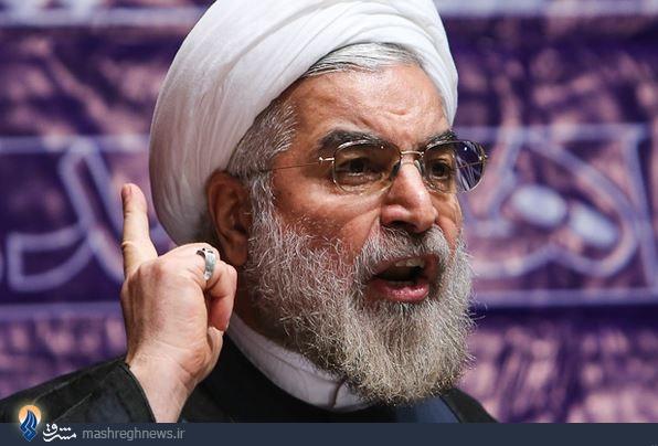 فیلم منتشر نشده سخنان روحانی در روز ۲۳ تیر سال ۱۳۷۸
