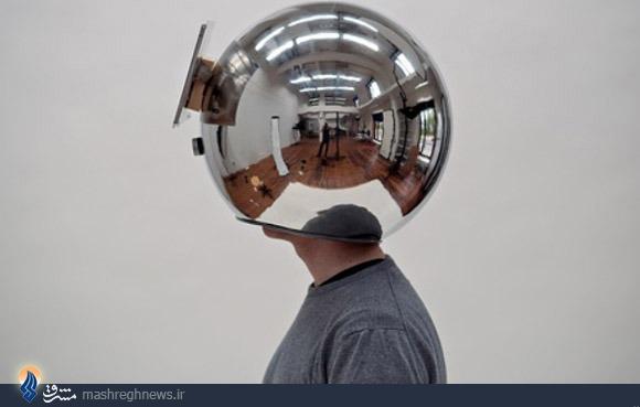 کلاهی برای کمک به بیماران روانی+عکس