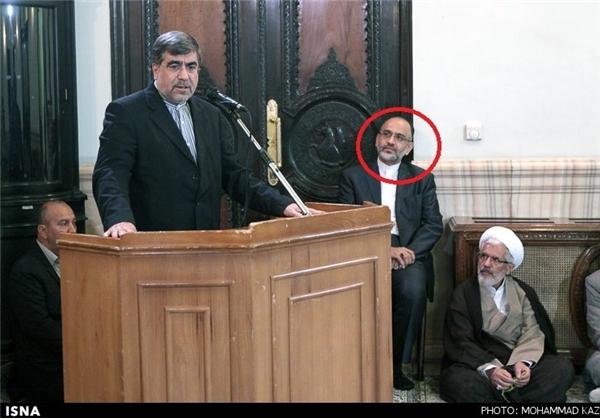 استقبال هاشمی رفسنجانی از فرد هتاک+عکس