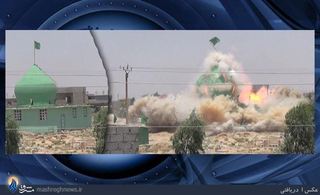 انفجار حسینیه امامعلی(ع) به دست داعش + تصاویر