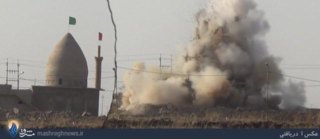 انفجار حسینیه علی(ع) به دست + تصاویر