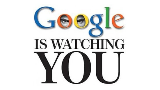 شیوه های نوین گوگل برای نقض حریم خصوصی