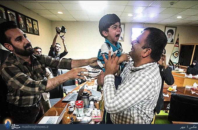 662114 760 - نجات کودک از چنگ گروگانگیرها+تصاویر