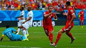 صعود فرانسه و سوئیس به مرحله حذفی/ حذف یک تیم آمریکای جنوبی +جدول