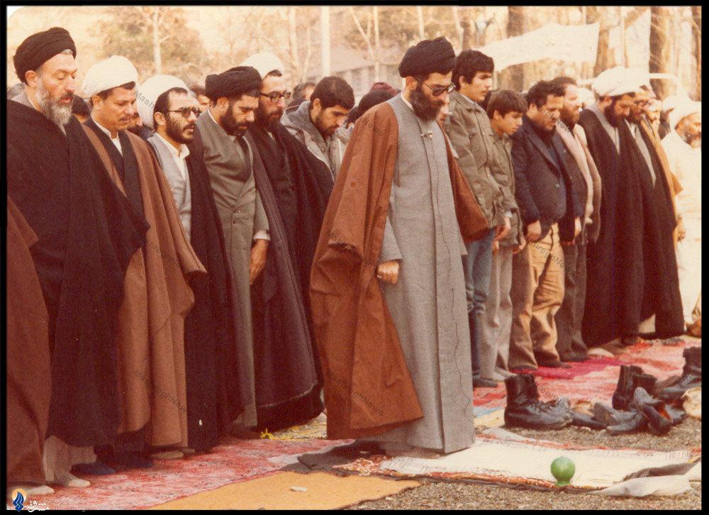 تصاوبر منتشر نشده از شهید بهشتی