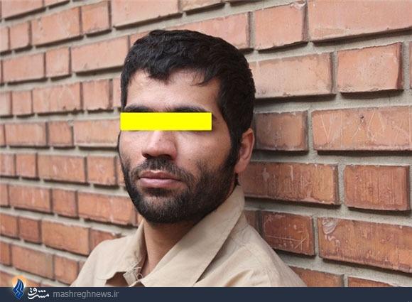 دستگیری متجاوز به عنف سابقهدار +عکس