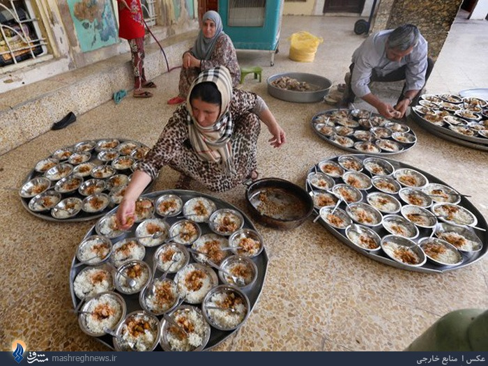 قیمت غذا در اربیل عراق