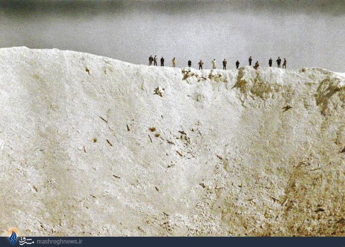 تونل در غزه + عکس