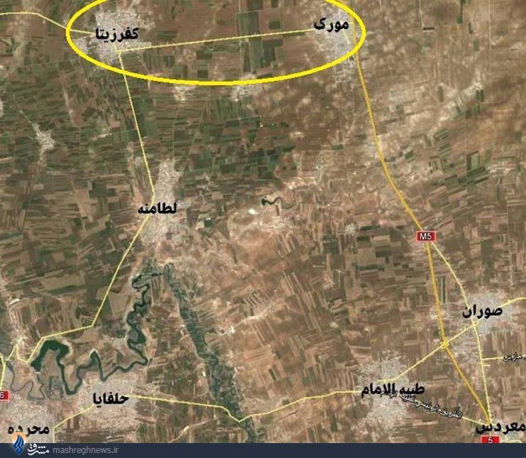 تحولات میدانی در مناطق مختلف سوریه