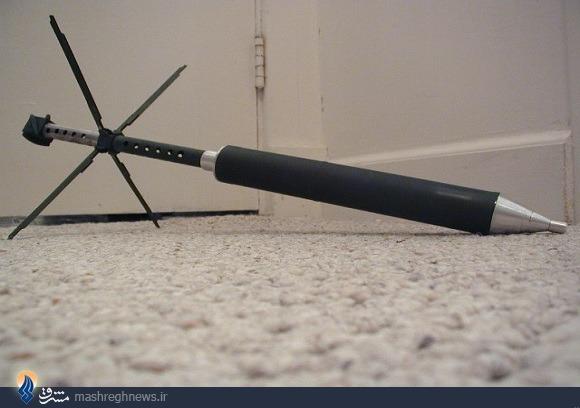 آشنایی با راکت های کمتر شناخته شده RPG-7+عکس