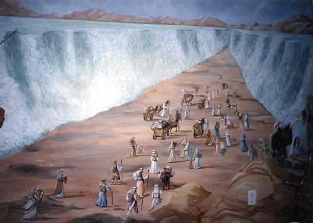 چرا وعدۀ ارض موعود یک نسل به عقب افتاد