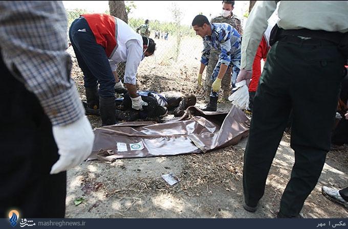 سقوط هواپیما اسامی جانباختگان سقوط هواپیما
