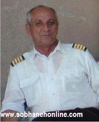 عکس/ خلبان هواپیمای سقوط کرده ایران 140