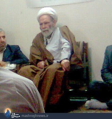 دیدار فرماندهان حزب الله لبنان با حاج آقا مجتبی تهرانی+عکس