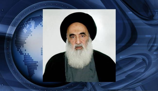 نامه آیت الله سیستانی به رهبر انقلاب