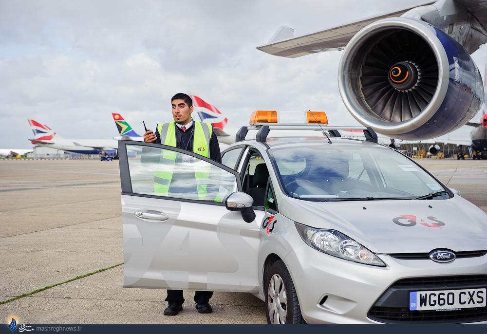 یک شرکت امنیتی صهیونیستی تامین امنیت فرودگاه بین المللی بغداد را برعهده دارد/ در حاب ویرایش