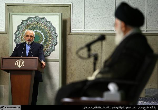 دوران فعلی دوران گذر به یک نظم جدید جهانی است/ در این دوران، دیپلماسی قوی و کارآمد اهمیت دارد/ آمریکاییها نه تنها دشمنیهارا کم نکردند بلکه تحریمهارا هم افزایش دادند/ تا وقتی دشمنی آمریکاییها با ایران ادامه دارد تعامل هیچ وجهی ندارد