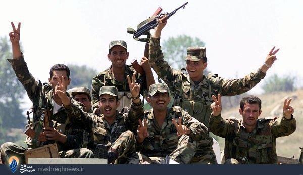 پیروزی بزرگ ارتش سوریه؛ مهر پایانی بر رؤیای سقوط دمشق +نقشه