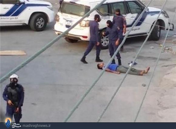 نوجوان بحرینی زیر خودرو آل خلیفه+عکس