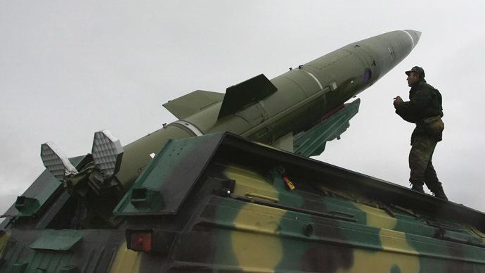 شلیک موشک بالستیک توسط ارتش اوکراین