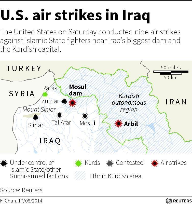 حمله به عراق یک پیروزی و  یک صید بزرگ برای آمریکا