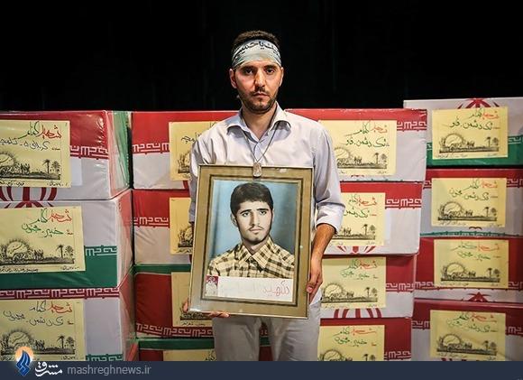 ماجرای شهادت شهیدی که دیروز احراز هویت شد+عکس