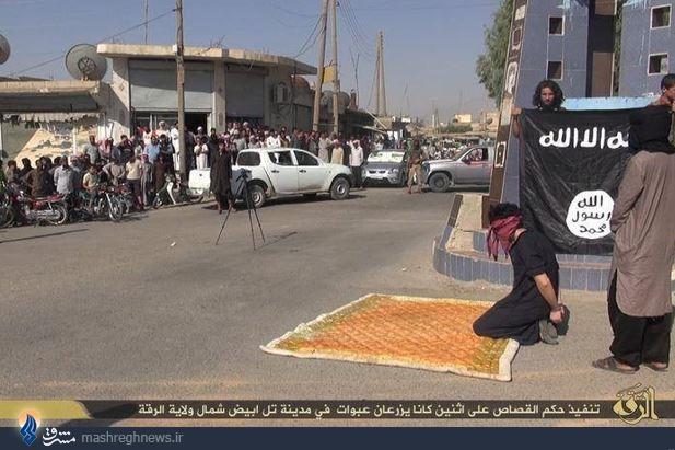 اعتراض یا سکوت به اعدام های میدانی داعش؟