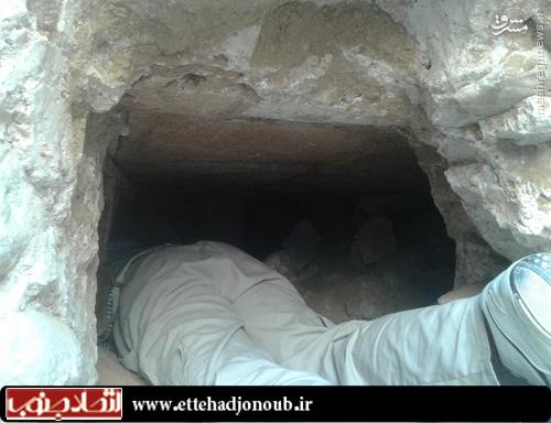 تصاویر/کشف شهر باستانی در دهرود