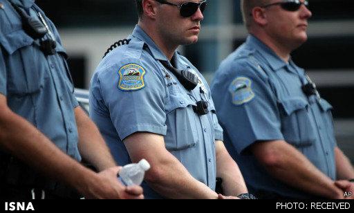 تجهیز لباس پلیس آمریکا به دوربین +عکس
