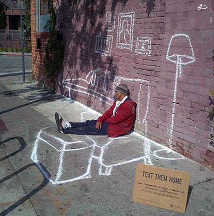 عکس/دکوراسیون خانه یک بیخانمان