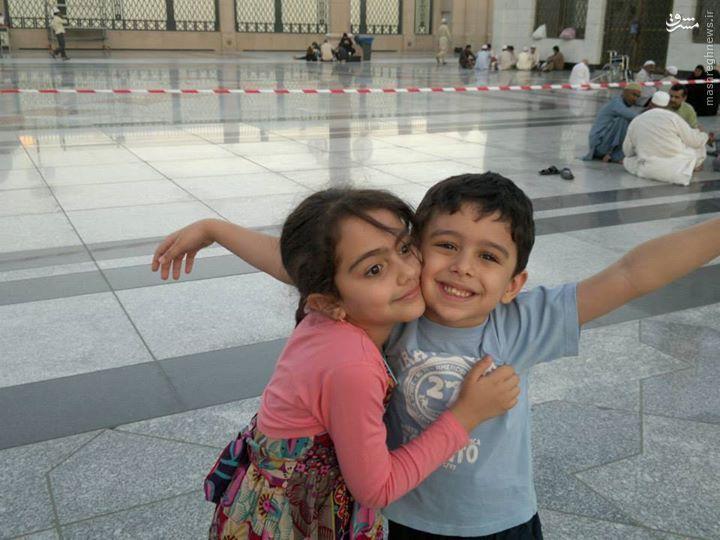 عکس/فرزندان شهدای هستهای