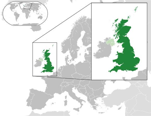 بریتانیای کبیر