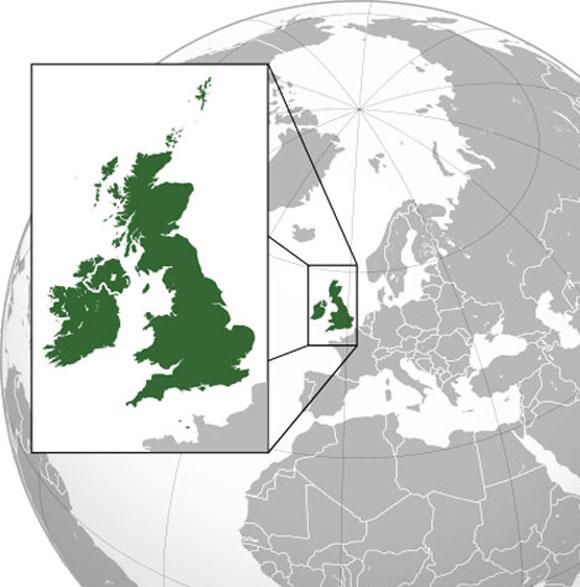 جزایر بریتانیا