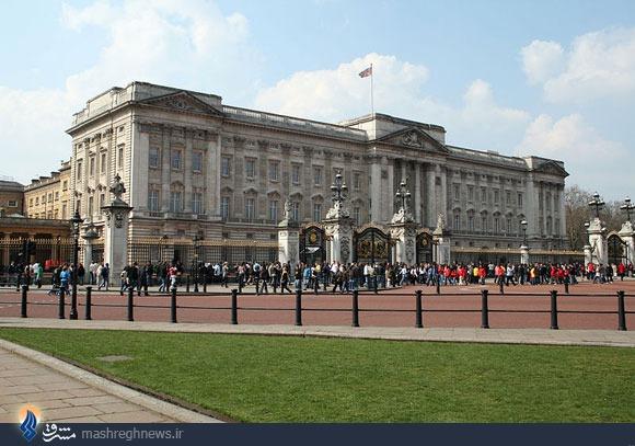 قصر ملکه انگلیس