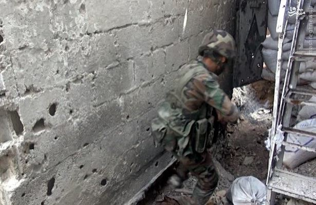 تحولات میدانی سوریه