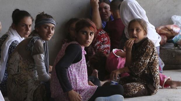 انتشار تصاویر غیر اخلاقی از داعشیها