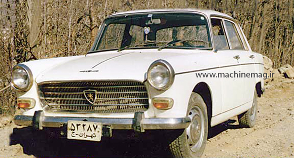اتومبیل «آقا» در دوران تبعید+عکس