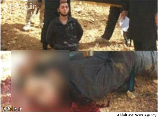 داعش دومین سرباز لبنانی را سر برید/تصاویر18+
