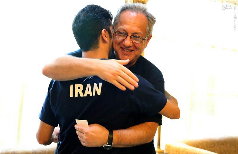 عکس/ظریف در آغوش ولاسکو