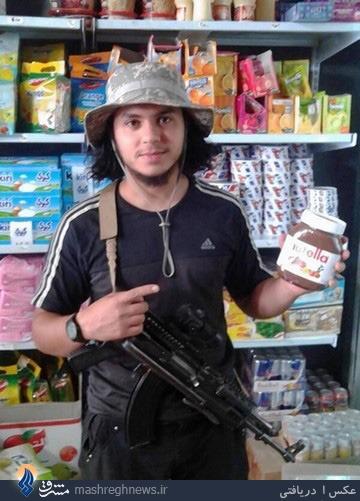 تصاویر/ شکلات مورد علاقه داعشیها!