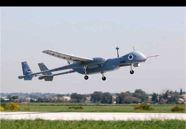 جزئیات شکار پهپاد پیشرفته رژیم اسرائیل توسط سپاه