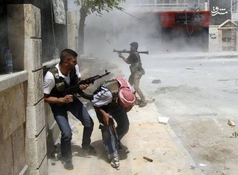گزارش تحولات سوریه؛