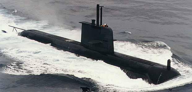 تلاش 3 کشور برای فروش زیردریایی به استرالیا