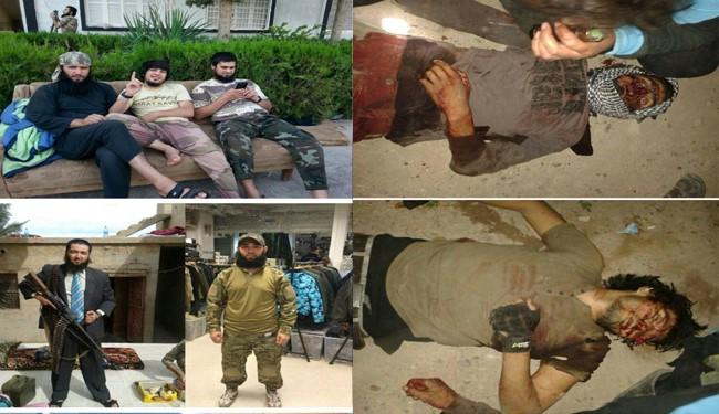 اسرار داعش در موبایلهای عناصر آن+عکس