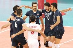 پیروزی قاطع ایران برابر صربستان/ چشم امید ایران به یاران ولاسکو +جدول