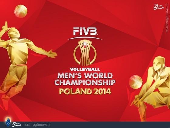 همگروههای احتمالی تیم ملی والیبال ایران در مرحله سوم +برنامه بازیها