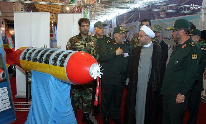 سیمرغ مرگبار ایرانی با 294 هزار ترکش به میدان بازگشت+عکس