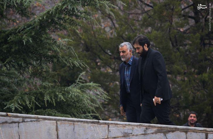 آیا سردار سلیمانی از مدیریت پرونده عراق برکنار شد؟/